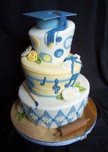@Gabriela Freitag-Streule cute cake idea for grads