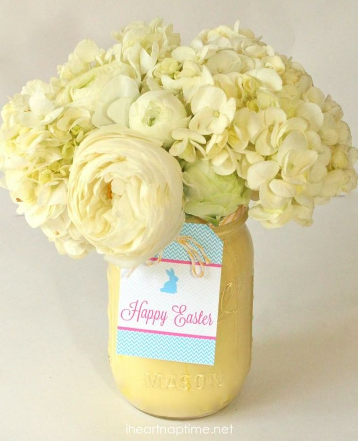 55 best easter ideas images on pinterest easter ideas easter diy spring mason jars and free tags gifts for grandmaeaster negle Images