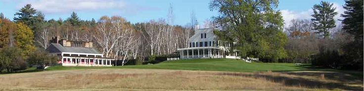 Saint-Gaudens National Historic Site - Augustus Saint-Gaudens was one of America's greatest sculptors.