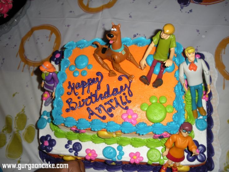 scooby doo cakes at walmart Scooby Doo Cakes For Such A Cute
