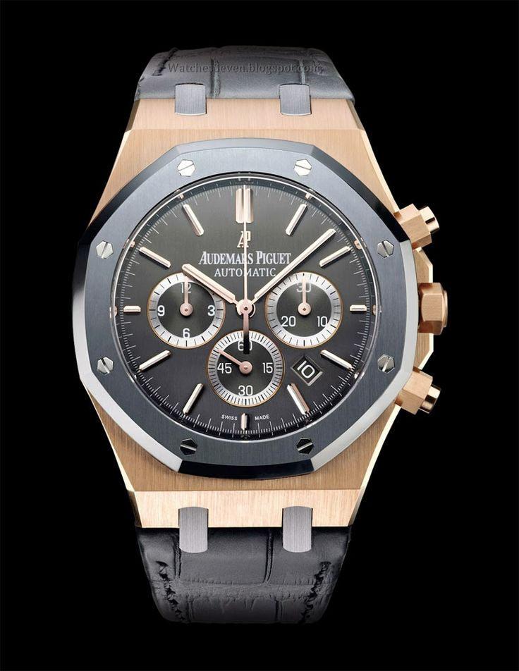"Audemars Piguet Royal Oak ""to break the rules, you must first master them"" Brilliance!"