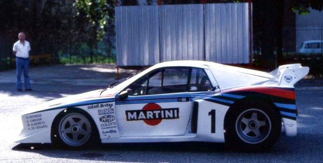 Martini Racing Lancia