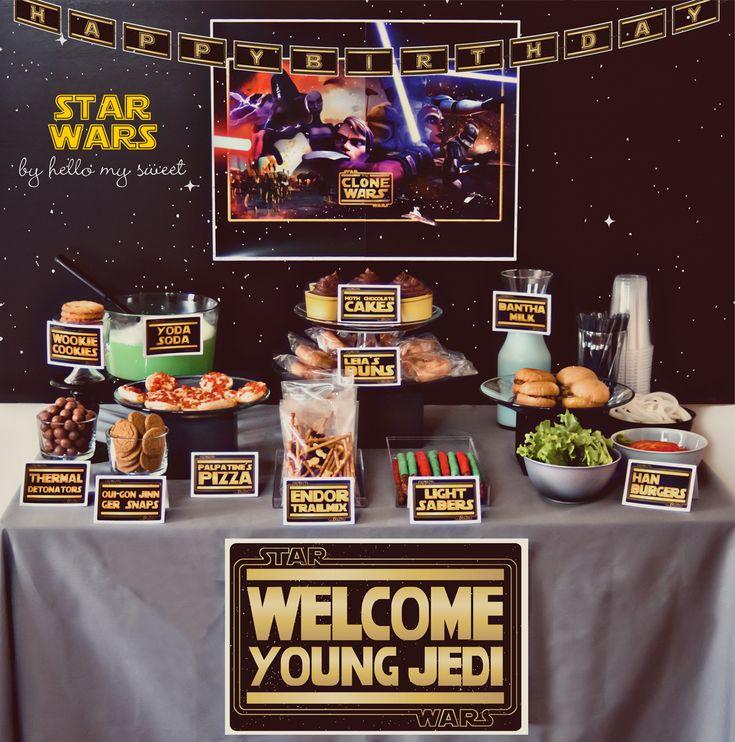 Star WarsBirthday