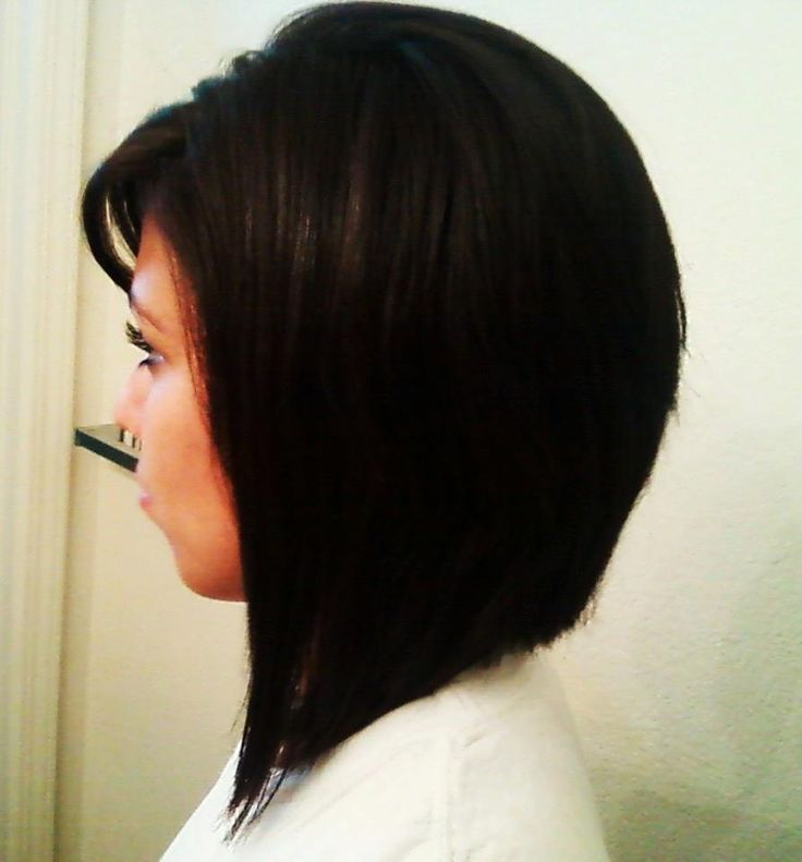 Image detail for -line bob hairstyle is also perfect for any woman to look elegant and ...