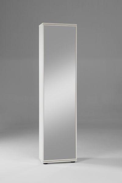 Botník PENNY 8 - Sconto Nábytek-praktický botník se zrcadlem