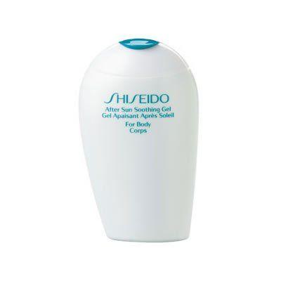 Shiseido After Sun Gel Apaisant 150ml Cosmetiques Online