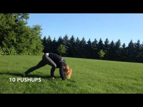 """*Fast *Fit *Fun Friday Full Body Workout """"It's July!"""" - YouTube"""