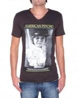 T-Shirt American Psycho porté par Arnaud Ducret vu dans Vendredi tout est permis sur #TF1 #VTEP