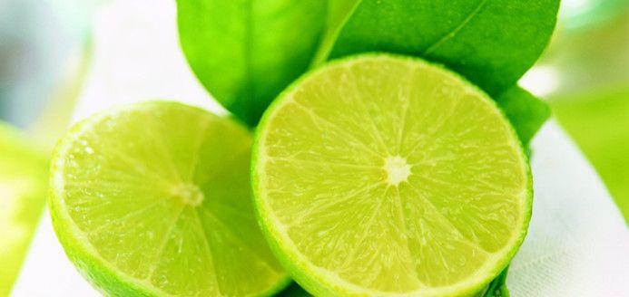 Barres au citron vert et aux canneberges