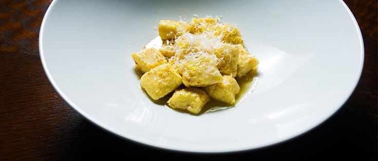 Learn how to make Italian ricotta dumplings with this recipe for dunderi from chef Jenn Louis.