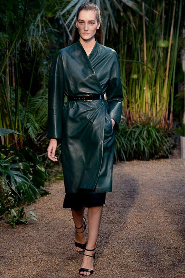 Hermes Spring/Summer 2014 Ready-To-Wear