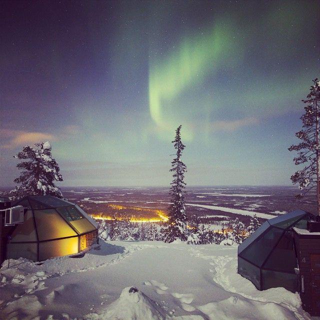 Levi, Lapland #levi #lapland #finland #northernlights #lappi #suomi #revontulet #auroraborealis #luxury #special #accommodation #travelphotos #traveling #villadaholidays
