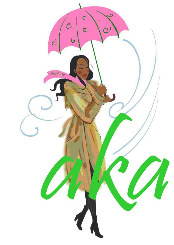 17 Best images about I Love My Alpha Kappa Alpha Sorority Inc. on ...