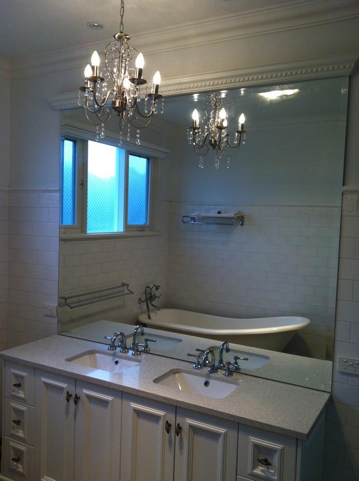My glam bathroom....