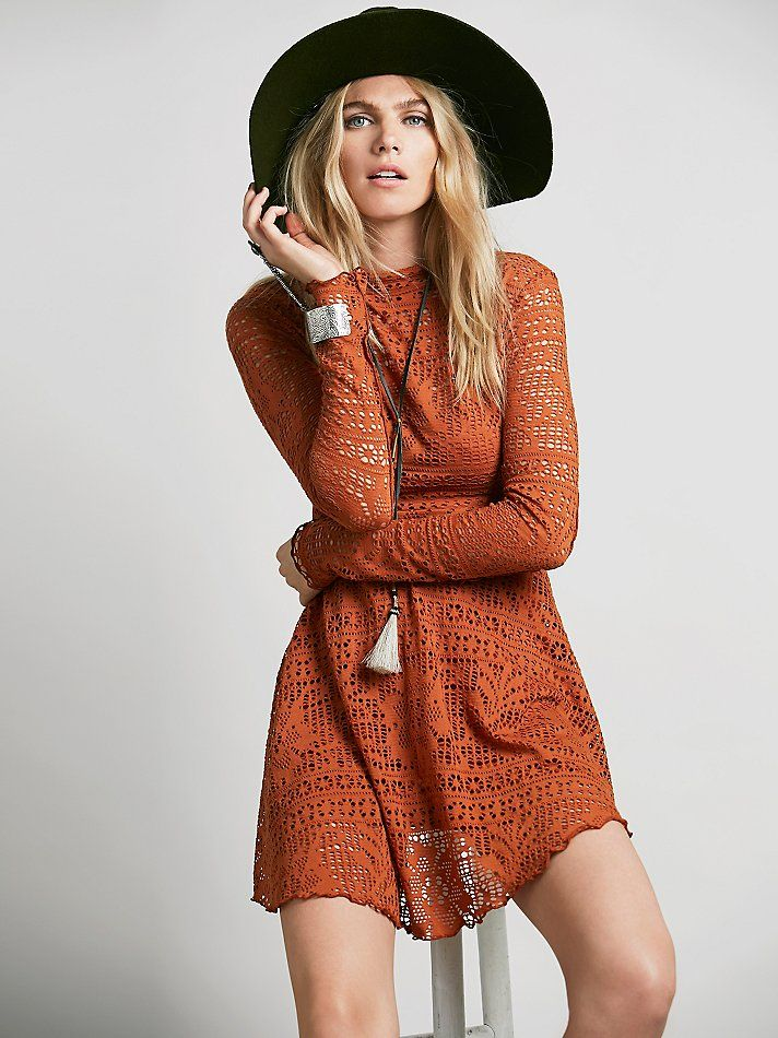 Free People Dinner Date Dress, $88.00