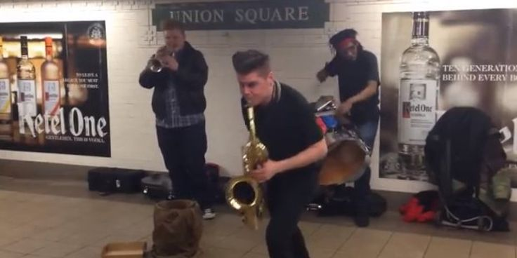 Subway Performers Emerge From The Underground To Become Viral Rockstars