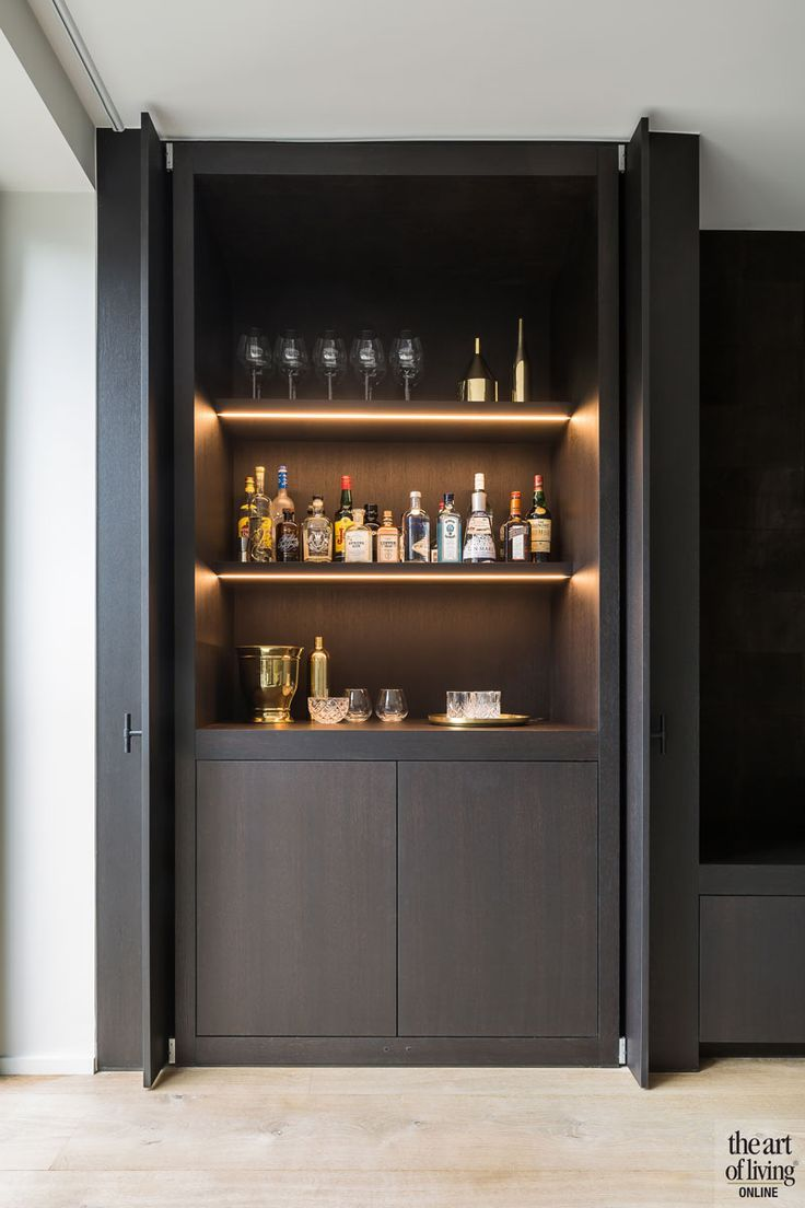 home bar design in 2020 | moderne hausbar, wohnzimmer bar