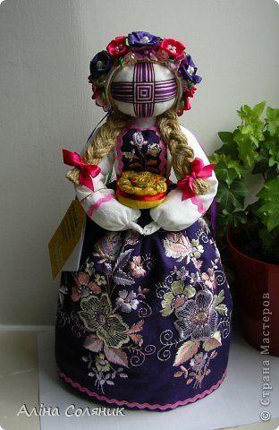 #UkrainianFolkDoll #Motanka Куклы Шитьё Кукла-мотанка Ткань фото 43