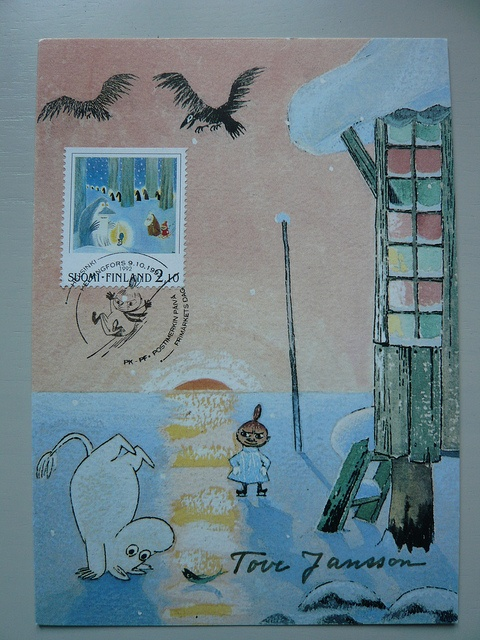 Moomin mail