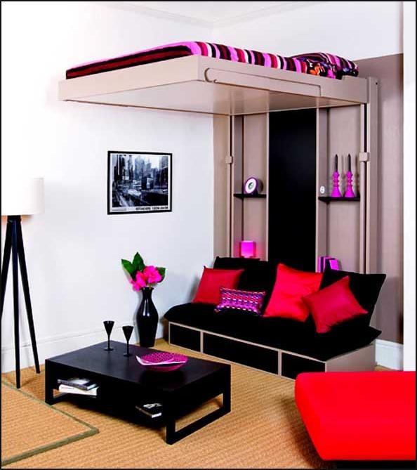 186 best lits escamotables images on pinterest | hidden bed, 3/4