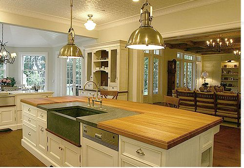 8 Best Images About Sink Counter Stone And Wood Together