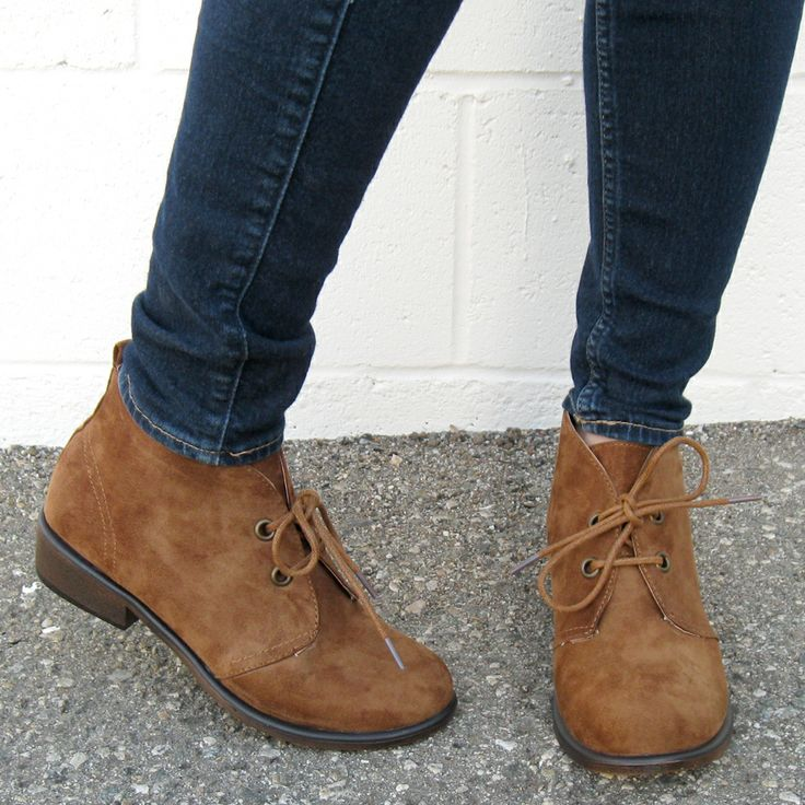 Dirty Laundry Pitch Tan Vegan Desert Boots for Women