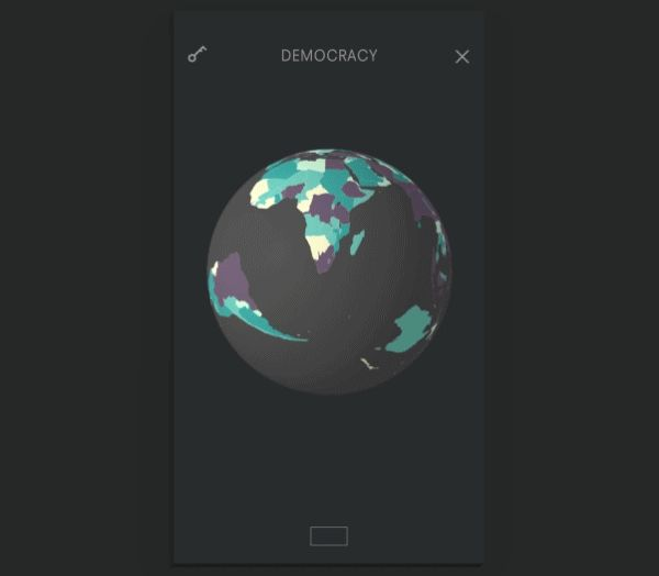 Best 25 interactive globe ideas on pinterest map of the globe polaris is an app that provides geographical data in a visually rich format through an interactive globe a variety of thematic maps gumiabroncs Gallery