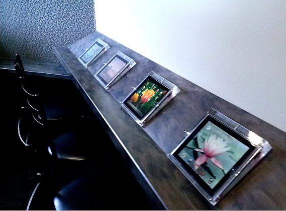 Secure iPad Mounts for Dental Office Waiting Rooms