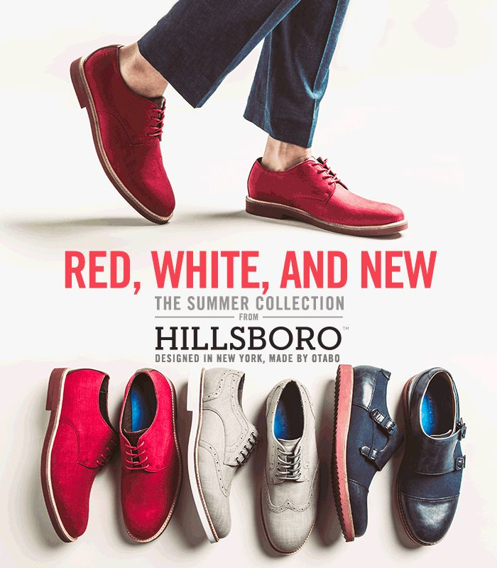 Jack Threads: Go Sockless. The Summer Collection by Hillsboro is Here. | Milled