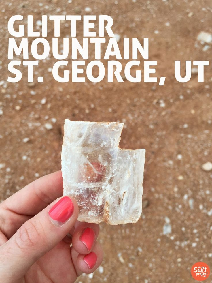 Glitter Mountain | Sparkle Mountain | St. George | Roadtrippin' | The Salt Project | Things to do in Utah with kids