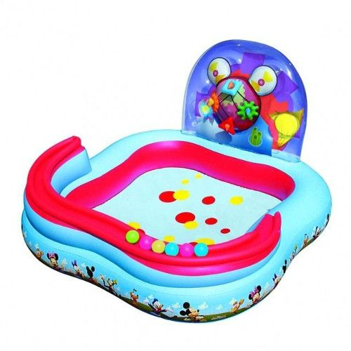 -20% BestWay Piscina de Joaca Mickey Mouse Clubhouse