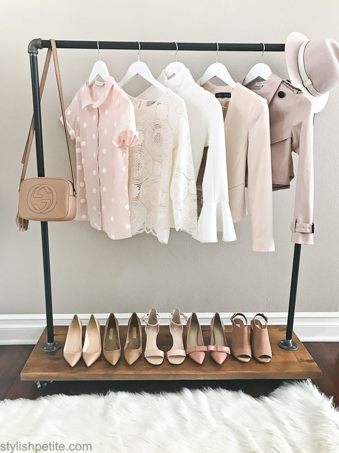 Petite Size Hangers and Clothing Rack Review