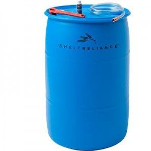 Monthly Giveaway: 55 Gallon Water Barrels Pkg! - Win Two 55 Gallon water barrels for free at Your Own Home Store.  Enter by 5/6/13