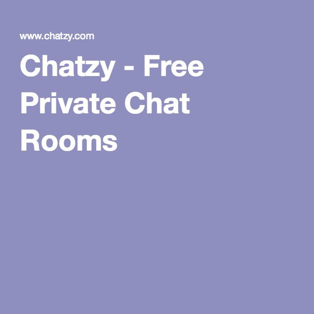 chat private room meaning