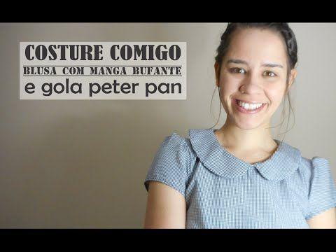 Gola Peter Pan: Passo a Passo - YouTube