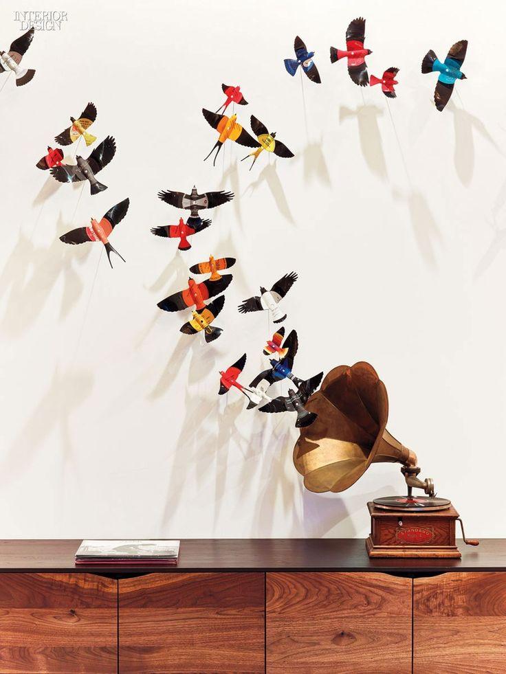 50 Best Habitat Flower Wall Images On Pinterest