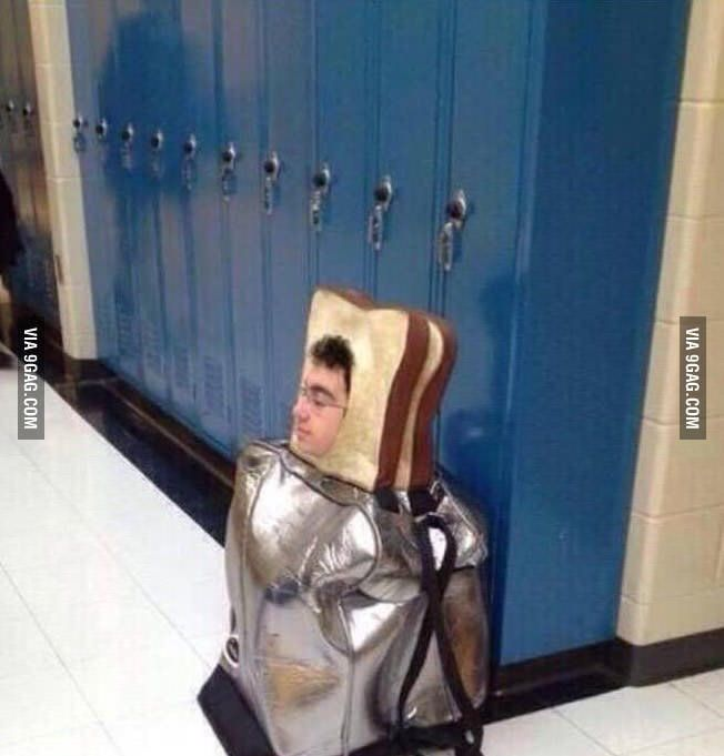 When I get high at school and try to not look suspicious in the halls but I am already toasted...... - 9GAG