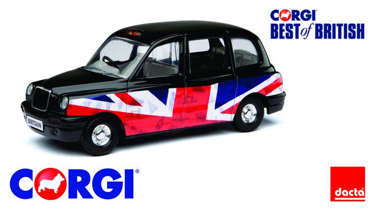 #CORGI. CORGI Best of British es una serie de calidad de fundición inyectada de souvenirs de vehículos británicos. CORGI ha producido juguetes y modelos desde 1956 y esta gama incluye algunos de los vehículos británicos más emblemáticos de la última mitad del siglo.