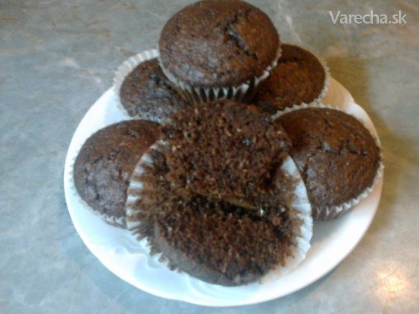 Expresné muffiny (fotorecept)