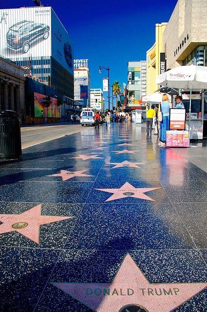 Hollywood Blvd by sebastianjt, via Flickr