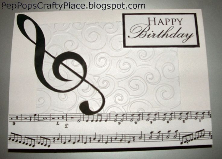 verses for music birthday cards - Google Search