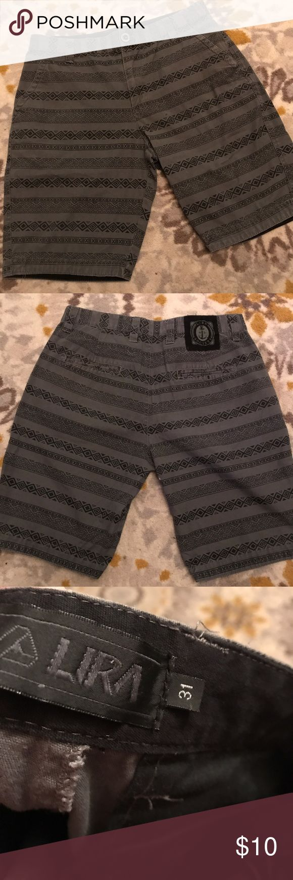 Nice Lira Shorts Great condition super cute guy shorts Lira Shorts Flat Front