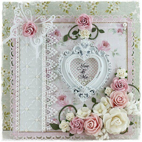 Live & Love Crafts' Inspiration and Challenge Blog: