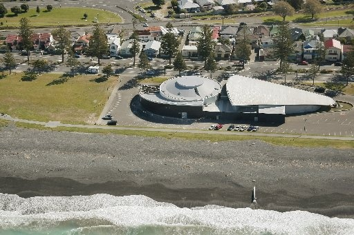 Aquarium of New Zealand, Marine Parade, Napier.