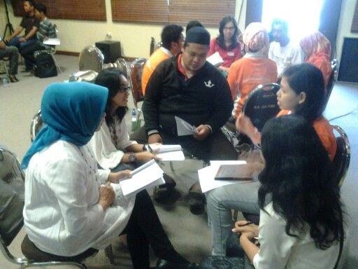 Discussion Kelas Inspirasi Mojokerto