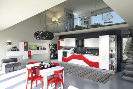 #madeinmarche kitchens: Vismap Cucine, Treia | Le Marche Products and Producers | Scoop.it