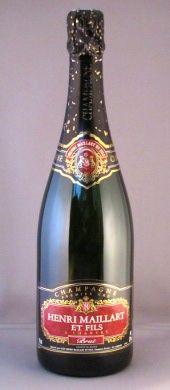 Henri Maillart et Fils, Champagne Brut, Premier Cru, Frankrijk -