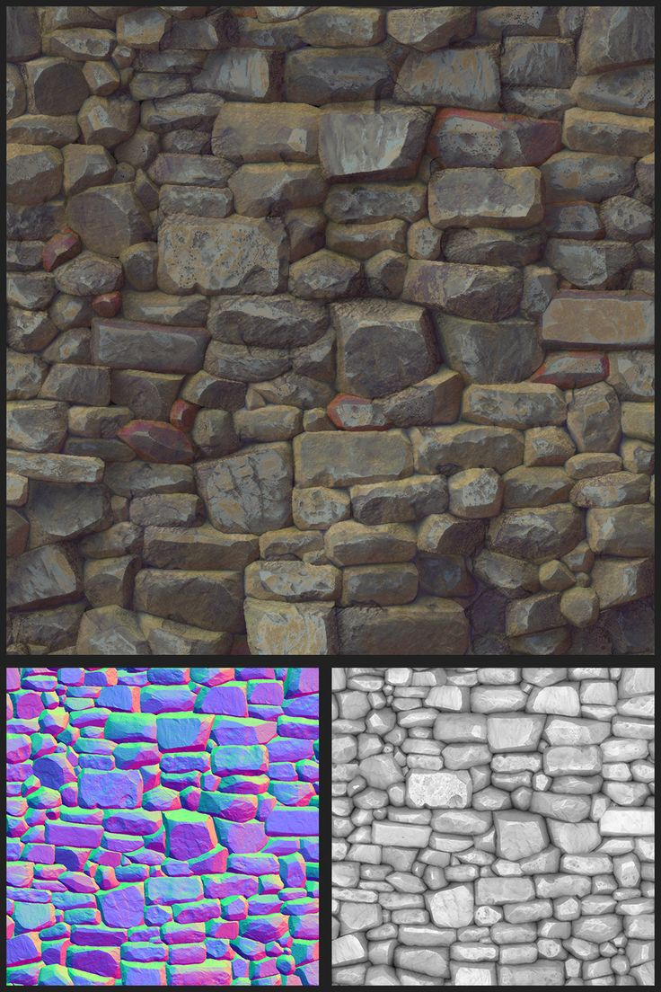 Stylized Textures - Texture and Shader