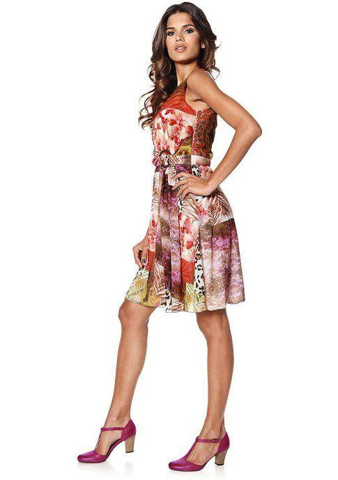 Платье - http://www.quelle.ru/New_arrivals/Women_fashion/Women_dresses/Daily_dresses/Plate__r1291564_m296071.html?anid=pinterest&utm_source=pinterest_board&utm_medium=smm_jami&utm_campaign=board2&utm_term=pin17_21032014 Модное платье ретро-фасона со стильным анималистическим принтом. #quelle #dress #retro #animal #style #trend #cute