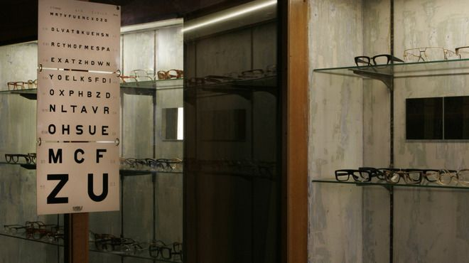 General Eyewear | Arch 67 The Stables Market Chalk Farm Road NW1 8AH | Shops | Time Out London